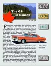 The GP in Canada