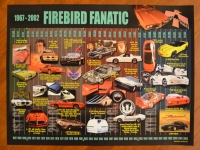 Firebird Fanatic Poster 1967-2002