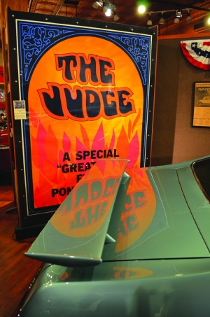 Judge Display
